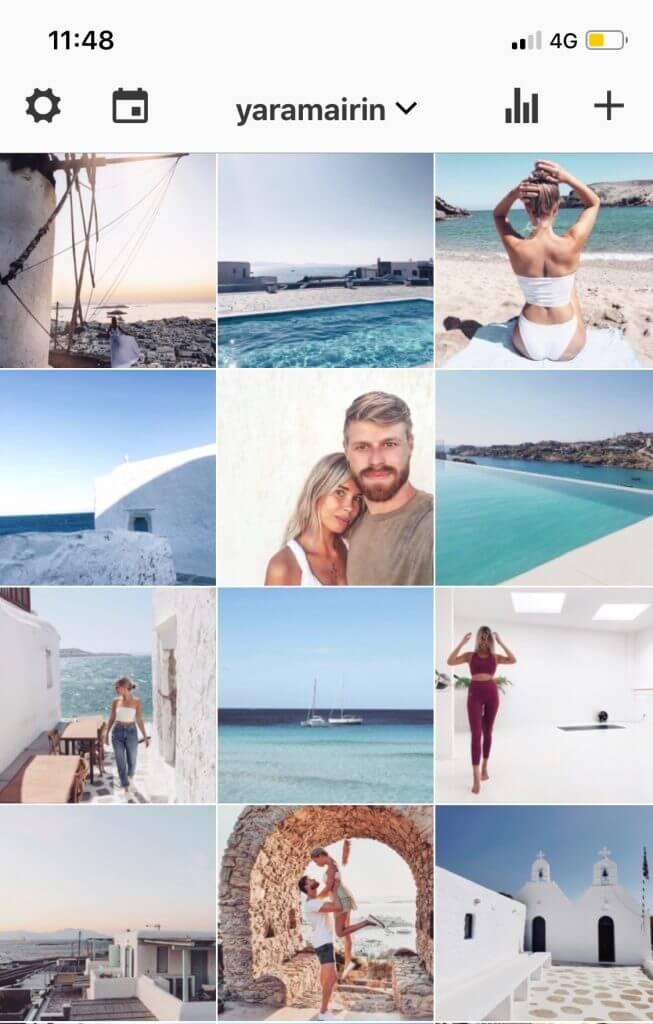instagram presets lightroom