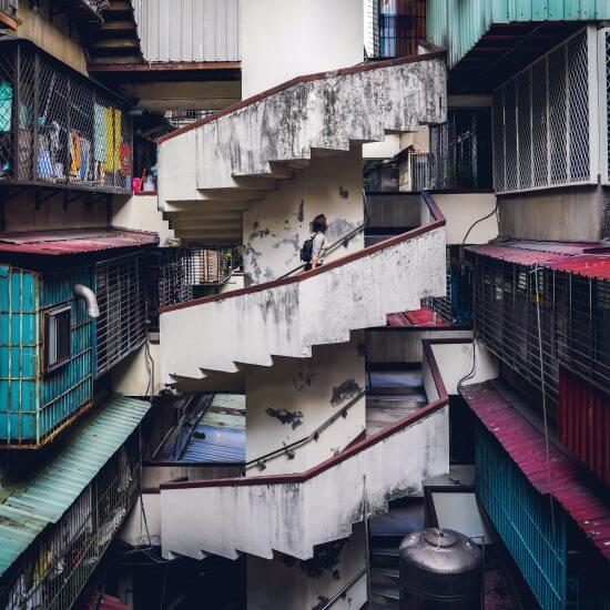 Instagram hotspots in taipei