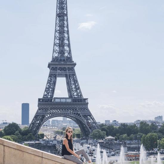Instagram Hotspots in Paris