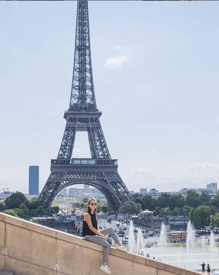 Instagram Hotspots in Paris