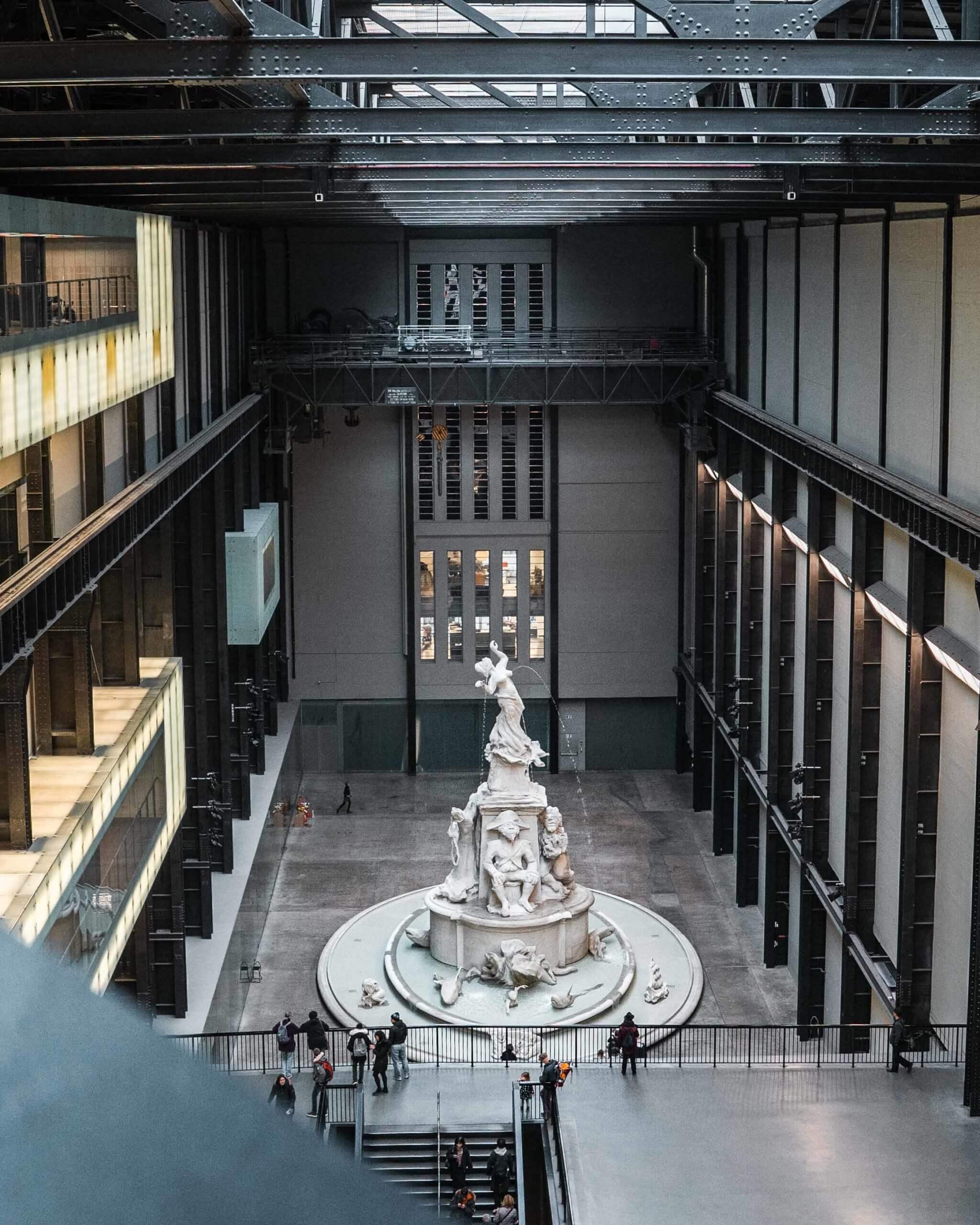 Tate Modern instagram
