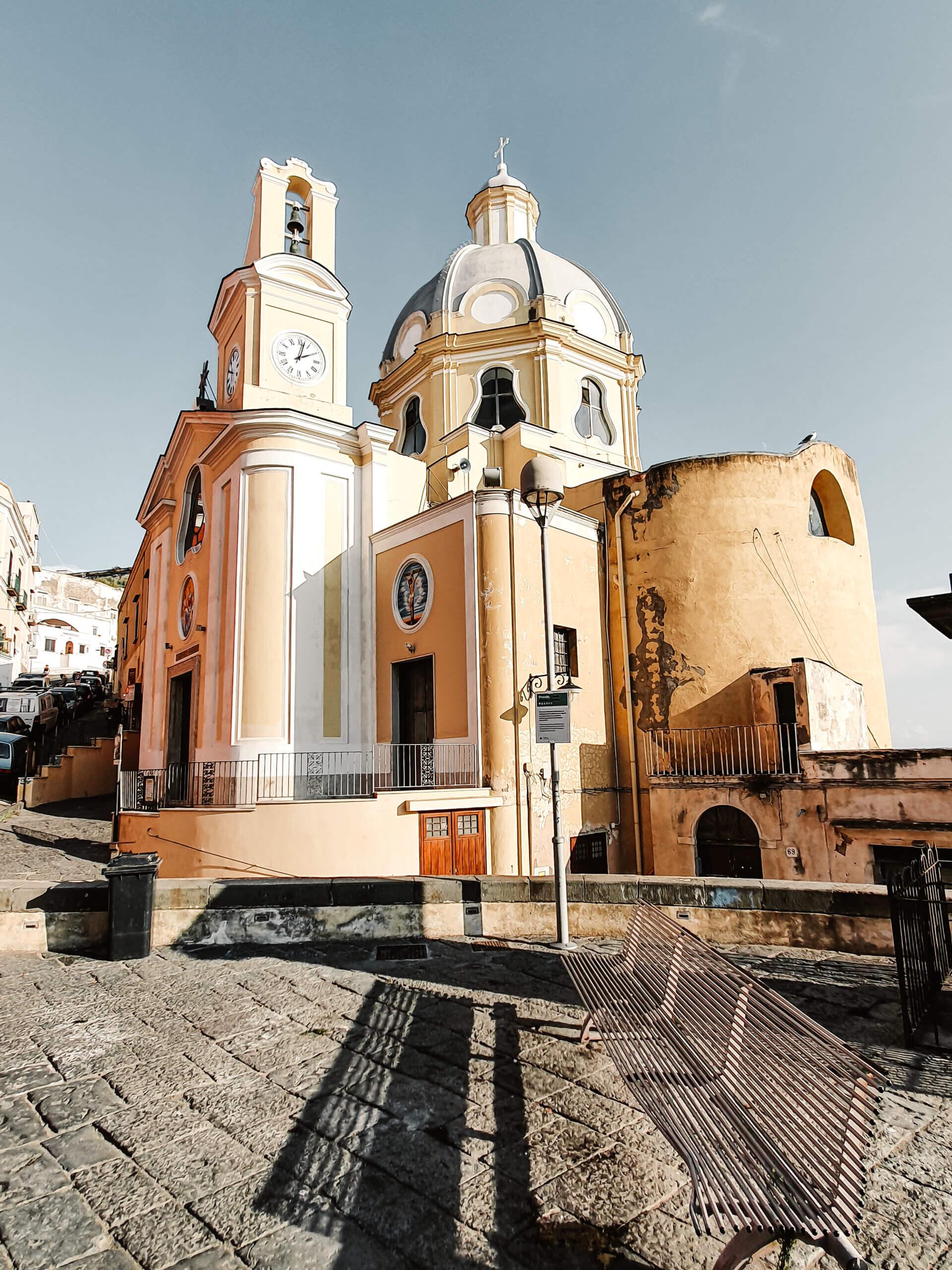 Church Procida - Travel & Gems