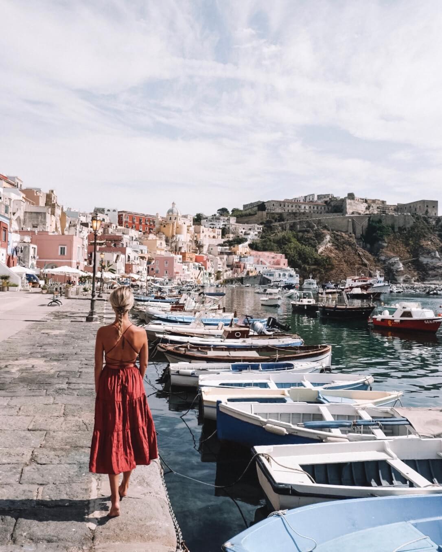 Port of Procida, Italy - Travel & Gems