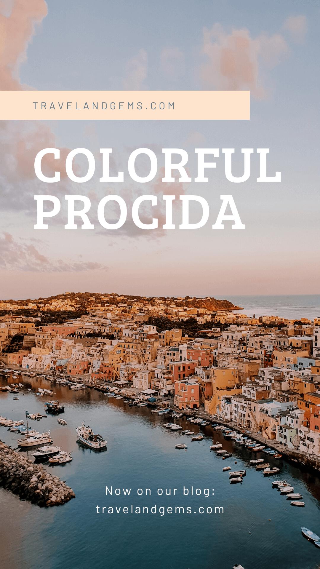 Colorful Procida - Travel & Gems
