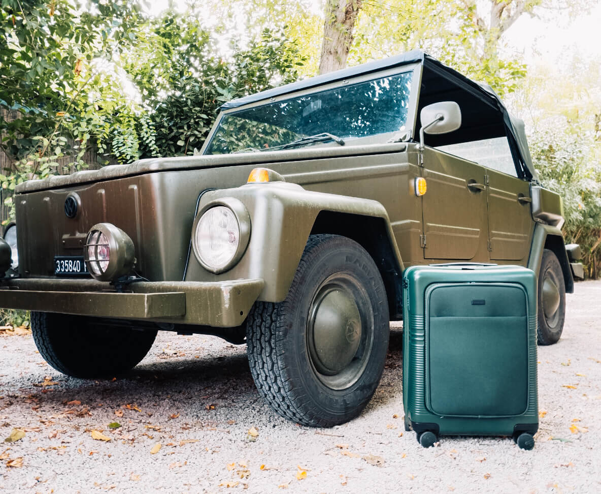Oldtimer Procida transfer - Travel & Gems