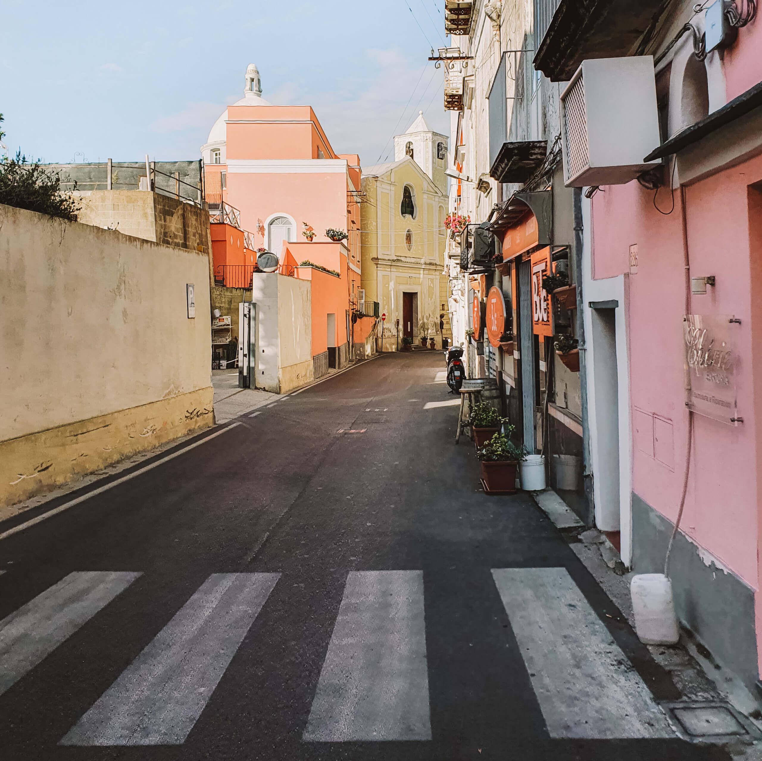 Street Procida - Travel & Gems