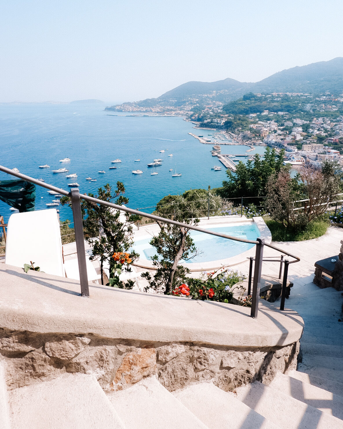 Blog San Montano Ischia Italy