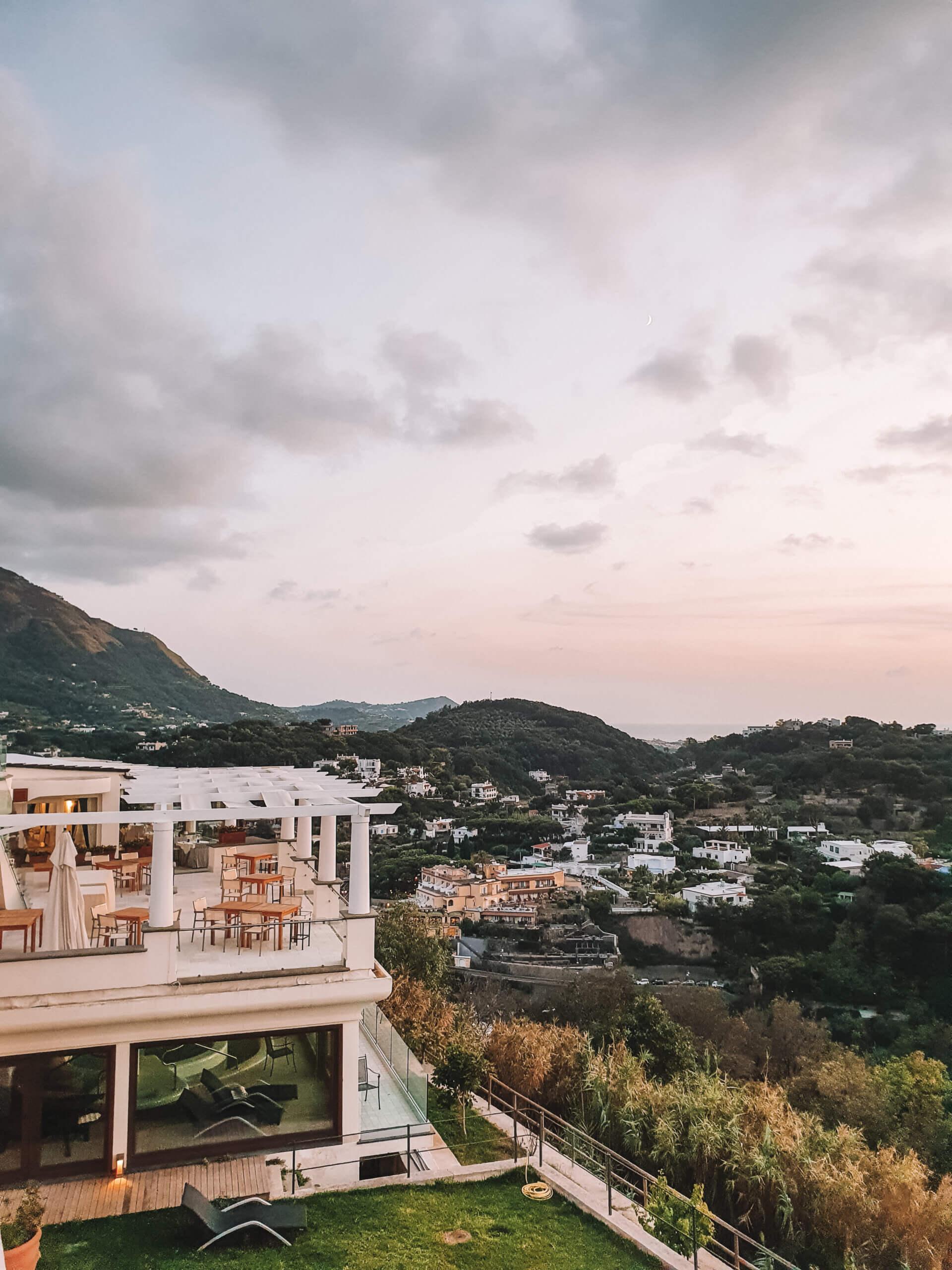 Sunset lounge San Montano Ischia